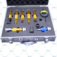 Wholesale ERIKC yellow  Lift measurement tool common rail injector universa auto part injector measuring repair tool from china suppliers