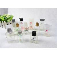 Wholesale Various Type Bathroom Hotel Shampoo Bottle With Snap Or Screw Cap from china suppliers
