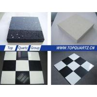 Buy cheap Starlight White Quartz Tiles from wholesalers
