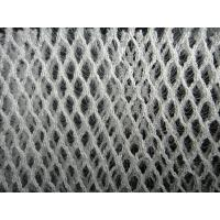 Wholesale 100 Polyester Stretch 3D Mesh Fabric For Cushion / Sport Shoes , Warp Knitted from china suppliers