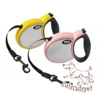 Wholesale retractable dog leash multi colors are available from china suppliers