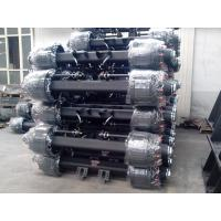 Wholesale High Quality new brand German type 12T 14t 16T trailer axle from china suppliers