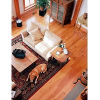 Wholesale Unfinished Solid Red Pine Wood Flooring from china suppliers