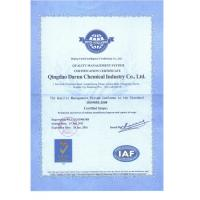 Qingdao Darun Chemical Industrial CO.,ltd Certifications