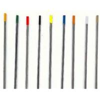 Quality Hot Sell EWT-2%THORIATED TUNGSTEN ELECTRODES WL10 WL15 WL20 SAMPLE Welding Stick Electrode for sale