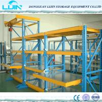 Wholesale Full Open Steel Mould Storage Racks Powder Coated Finish Corrosion Protection from china suppliers