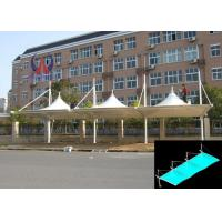 Wholesale Modularized Size Commercial Car Park Shade Structures For Bike / Motors from china suppliers