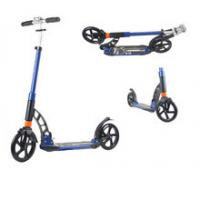 Wholesale 200mm wheel adult kick scooter double suspension from china suppliers