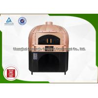 Wholesale Luxury Copper Decoration Electric Napoli Pizza Oven , Traditional Italian Pizza Oven Kit from china suppliers