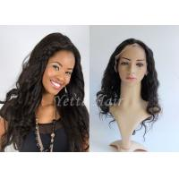 Wholesale Pure Long Lasting  Brazilian Full Lace Human Hair Wigs Wet And Wavy from china suppliers