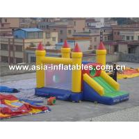 Wholesale hot sell inflatable slide combo / giant inflatable combo for sale from china suppliers