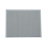 Wholesale Roof Ceiling Perforated Aluminum Mesh Soundproof Durable Machinability from china suppliers