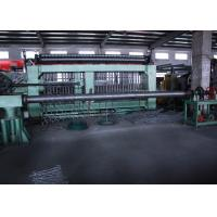 Wholesale Auto Gabion Mesh Wire Netting Machine For 80x100mm Gabion Mesh from china suppliers