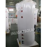 Quality Water Cylinder Solar Water Tank Storage , 400 L Solar Thermal Water Storage Tanks for sale
