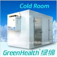 Wholesale Dairy / Butchery Detachable Cold Storage Room 0 - 10 °C With Fin Type Evaporate from china suppliers