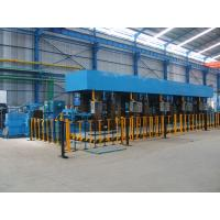 Buy cheap Electric Tandem Rolling Mill Continuous 700mm 5 Stand Carbon Steel AGC from wholesalers