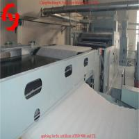 Wholesale Nonwoven Fiber Cross Lapper Machine 5000mm Light Weight Rollers from china suppliers