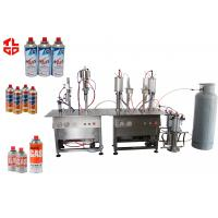 Wholesale Semi Automatic LPG Gas Filling Machines from china suppliers