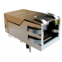 Wholesale 0826-1G1T-32-F Rj45 Modular Jack Gigabit Circuit W/Led's Shielded LPJK4036AWNL from china suppliers