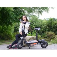 Wholesale 48V Two Wheel Electric Scooter For Adults / 1000W Electric Moped Scooter from china suppliers