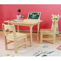 Wholesale Tiger School furniture --square table with chairs , Montessori furniture from china suppliers