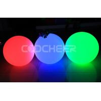Wholesale Water Proof Glowing Led Balls Outdoor Christmas Lighted Balls Sphere from china suppliers
