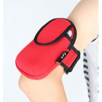 Wholesale Hot-selling Neoprene Climbing Phone pouch Sports Cellphone bag Durable phone bag Armband from china suppliers