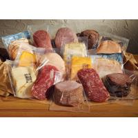 Wholesale Customized BOPA / LLDPE Sausage Vacuum Packaging Bags Eco Friendly from china suppliers