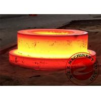 Quality Construction Steel Forgings ASTM EN DIN GB , Carbon Steel Flange Thickness 1000mm for sale