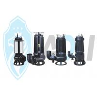 Wholesale Vertical Submersible Sewage Pump , Submersible Centrifugal Pump For Waste Water from china suppliers