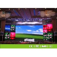 Wholesale P3 Indoor LED Display  For Stage Background , Time Saving LED Advertising Billboard from china suppliers