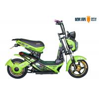 Buy cheap Pink Handle Brake Electric Moped Scooter 42 Tubes Front Fork from wholesalers