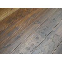 Buy cheap 15mm T&G Solid Natural White Oak Wooden Flooring from wholesalers
