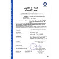 Shaoxing Jinqiang Fire  Fighting Equipment Co.,ltd. Certifications