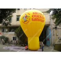 Wholesale Big Inflatable Advertising Balloons With 0.55mm PVC tarpaulin commercial grade from china suppliers