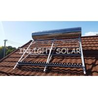 Quality 36 Tubes Pressurized Solar Water Heater For House for sale