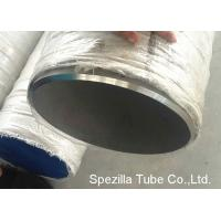 """Wholesale SUS 317 TP317L Stainless Steel Welded Pipe NPS1/2""""-24"""" Sch5S-160S SS Steel Tube from china suppliers"""