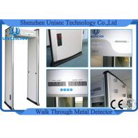 Wholesale High Density aArchway Metal Detector , walk through gate 33 zones use outdoor from china suppliers