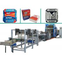 Wholesale Fully Automatic Heavy Products Bottom Seal Bag Making Machine With 4 Colors Printing from china suppliers