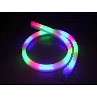 Wholesale Outdoor Decorative Flexible Neon Wire , 24 Volt Led Neon Rope Lighting from china suppliers