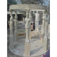 Wholesale Marble Arbour with Statue (LY-498) from china suppliers