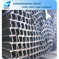 Wholesale Cold rolled black annealed LTZ steel pipe profiles for windows frame made in China market from china suppliers