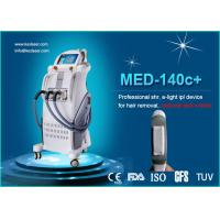 Wholesale OPT Painless Fast Permanent IPL SHR Hair Removal Machine 650-950nm from china suppliers