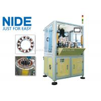 Wholesale BLDC Motor Coil Winding Machine / Fan Stator Winding Machine Servo System from china suppliers