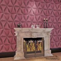 Wholesale Modern Foam Vinyl Embossed Wallpaper / Interior Design Wall Paper With 3D Effect from china suppliers