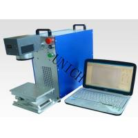 Wholesale Portable Fiber Laser Marking Machine from china suppliers