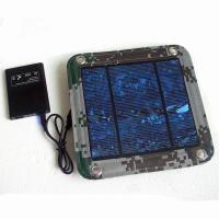 Wholesale 600D PVC Foldable Solar Panel Renewable Energy  / Foldable Solar Charger For IPhone from china suppliers