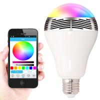 Wholesale bluetooth smart led bulb from china suppliers