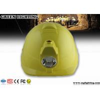 Wholesale 1W All In One Cordless Cap Lamp, 3500 Lux Cordless Cap Lamp MiningABS Material from china suppliers