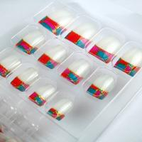 Wholesale Spring summer Acrylic Fake Nails 3D Natural Looking for wedding from china suppliers